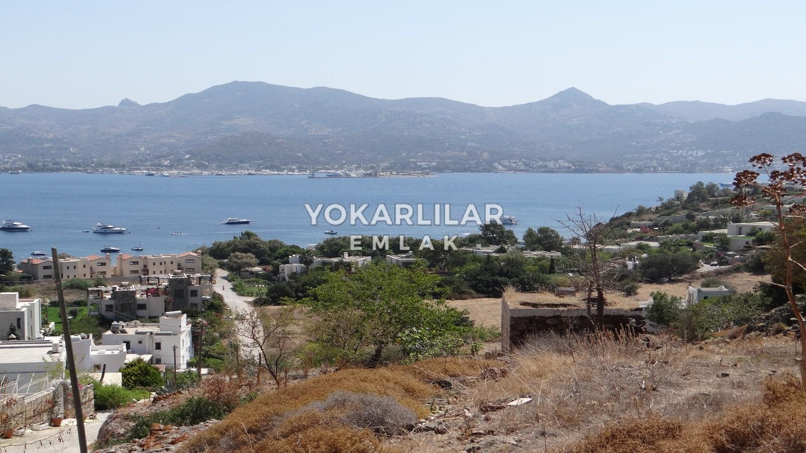 Yokarlılar Emlak - Yalıkavak/Satılık-Arsa/yalikavak'ta-satilik-marina-manzarali-arsa