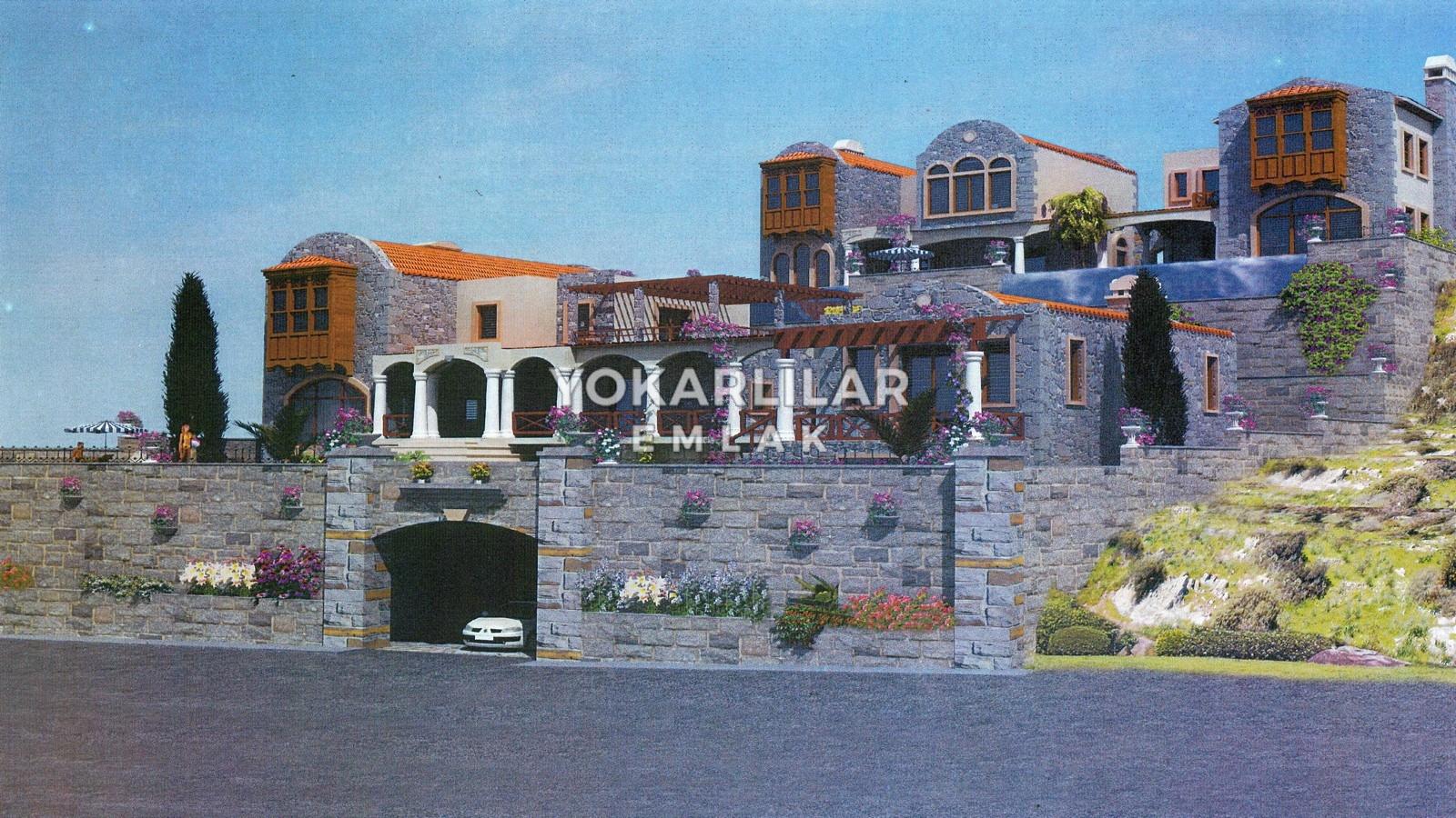 Yokarlılar Emlak - Yalıkavak/Satılık-Arsa/yalikavak'ta-satilik-proje-ve-ruhsati-hazir-arsa