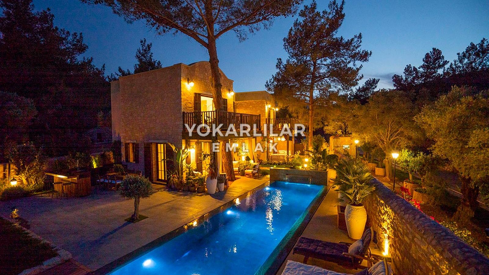 Yokarlılar Emlak - Gölköy/Satılık-Konut/bodrum'un-cennetinde-satilik-cok-ozel-villalar